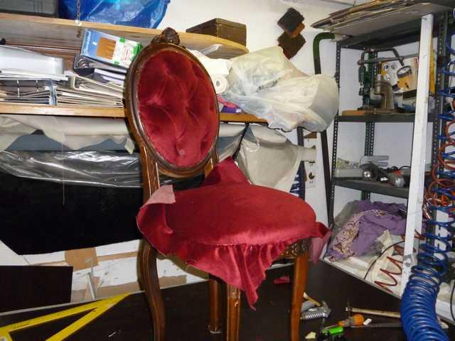 Riparazione sedie roma sedia luigi filippo for Rivestimento sedie