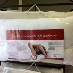 Cuscino cervicale multifunzione doppio lato