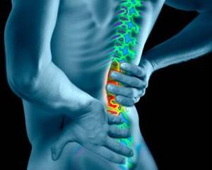 Ecco dove colpisce il mal di schiena