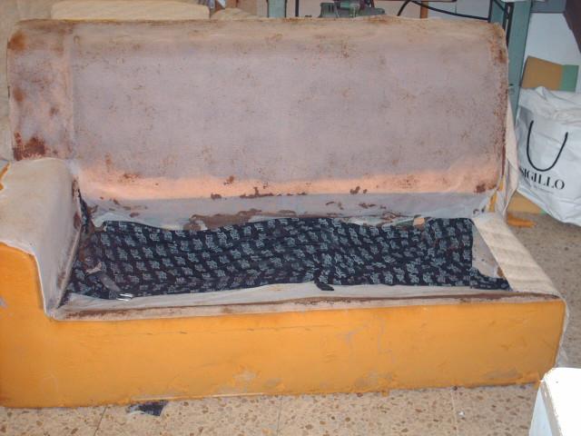 Riparazione rete divano letto roma confortevole soggiorno nella casa - Sostituzione rete letto contenitore ...