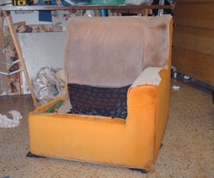 Particolare combonibile divano angolare una piazza