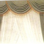 Tende Roma: ecco le tende con drappeggio