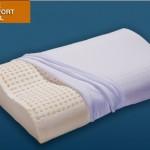 Cuscino cervicale in lattice Extracomfort