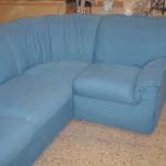 Come riparare divani: ricopertura divano angolare